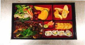 Beef Bulgogi Bento Lunch