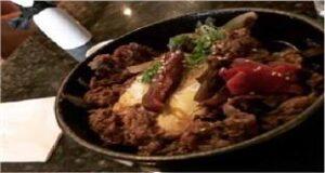 Beef Bulgogi Don