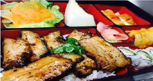 Pork Chashu Bento Lunch